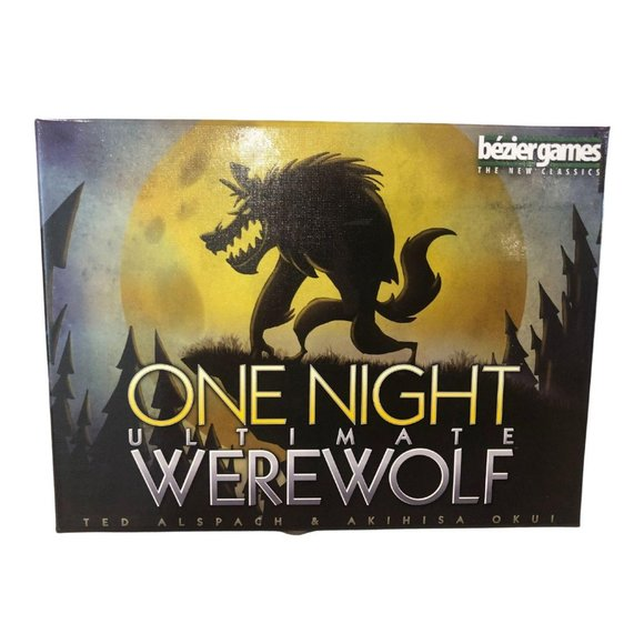 One Night Ultimate Werewolf Complete Game